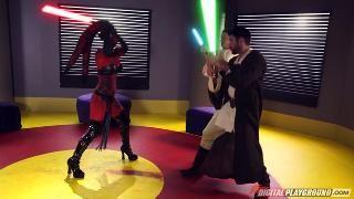 Пародия на Star Wars